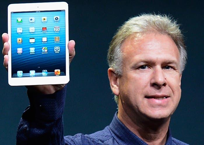 La pantalla del iPad mini enamora sin hacer uso de la tecnología Retina