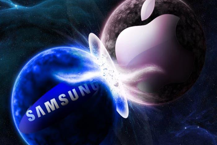 Samsung y Apple, enfrentados de nuevo