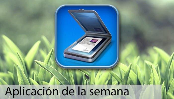 ScannerPro 4.3, tu escáner de bolsillo