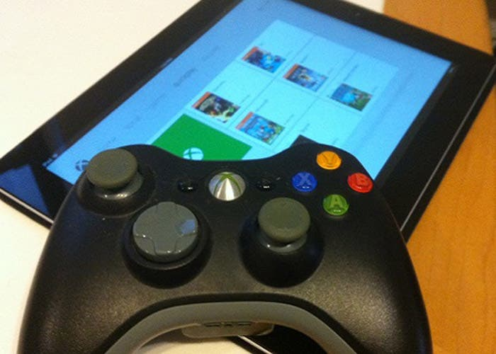 La aplicación SmartGlass para controlar nuestra Xbox 360 ya