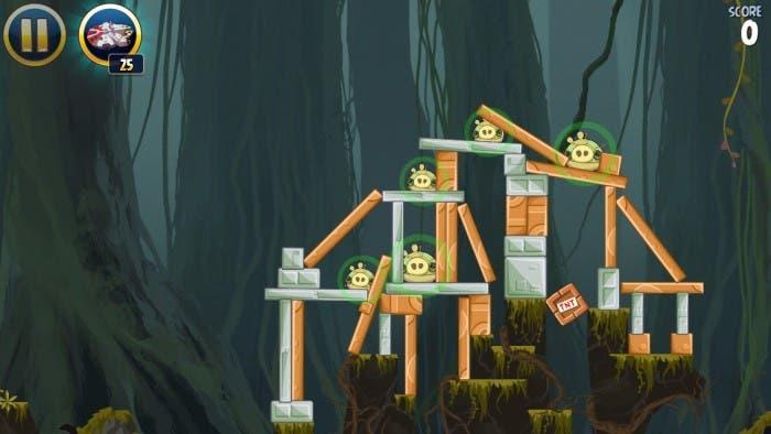 Selección Xombit Games | Jugando a Angry Birds Star Wars