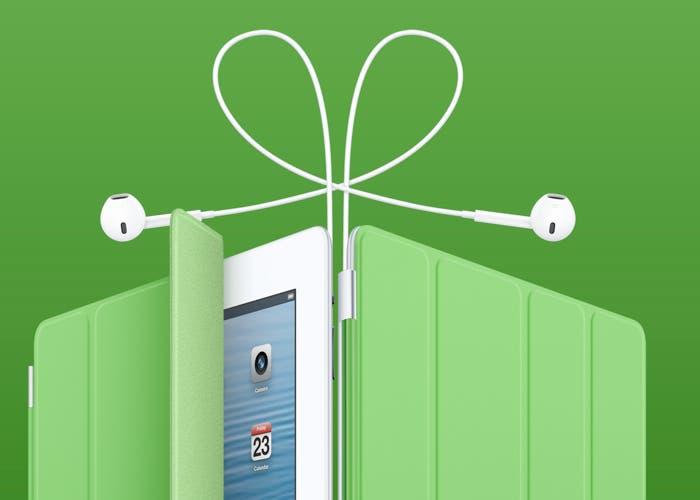 Imagen utilizada este año por Apple para el Black Friday