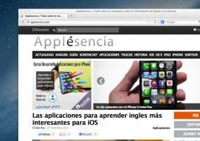 Firefox 18 para OS X
