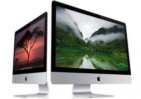 Nuevos modelos de iMac 2012