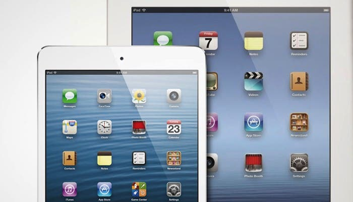 iPad mini podría acabar con su hermano mayor iPad