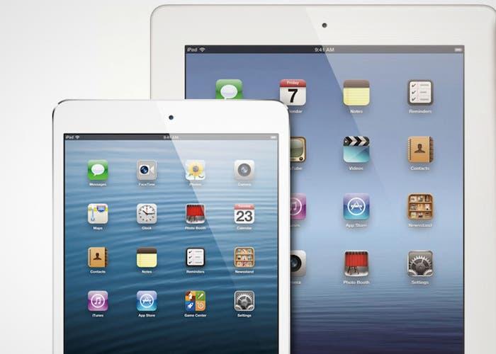 iPad mini podría acabar con su hermano mayor iPad