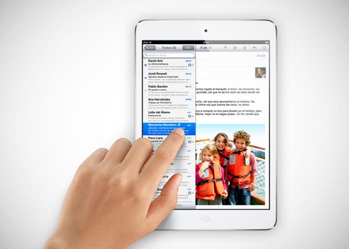 Imagen iPad mini