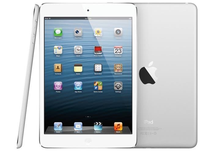 La segunda generación del iPad mini podría incluir pantalla Retina