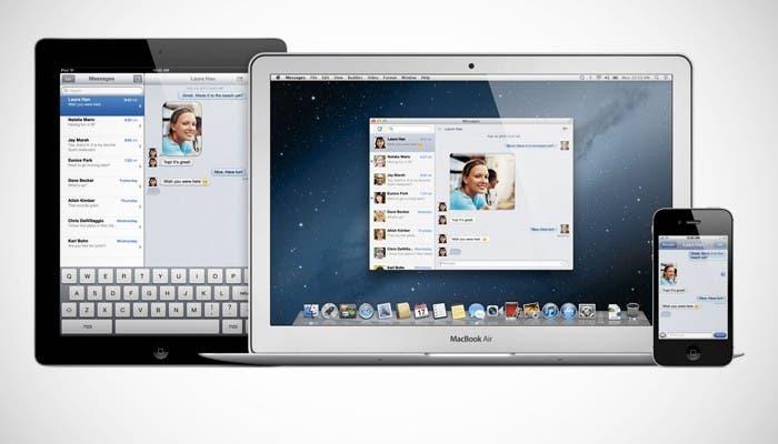 iMessages para OS X