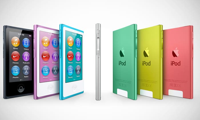 iPod mini de Apple