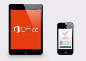 Versión para iOS de Office 2013