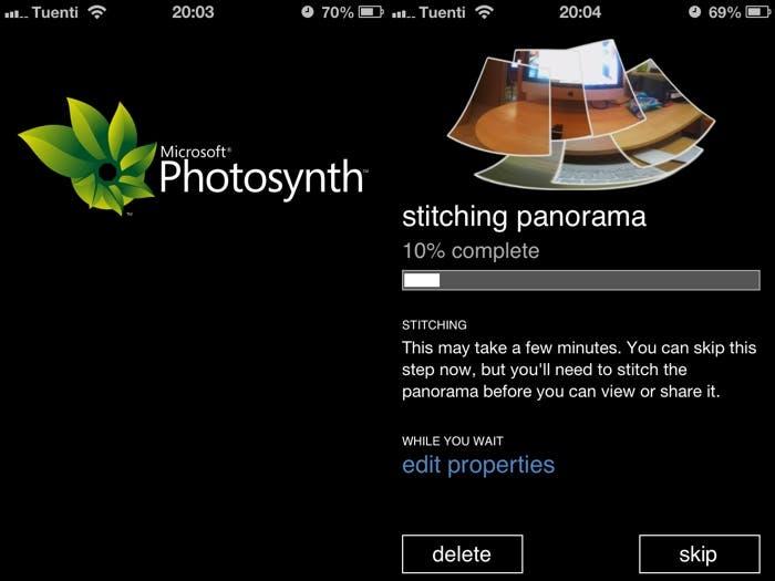 Photosynt para iOS