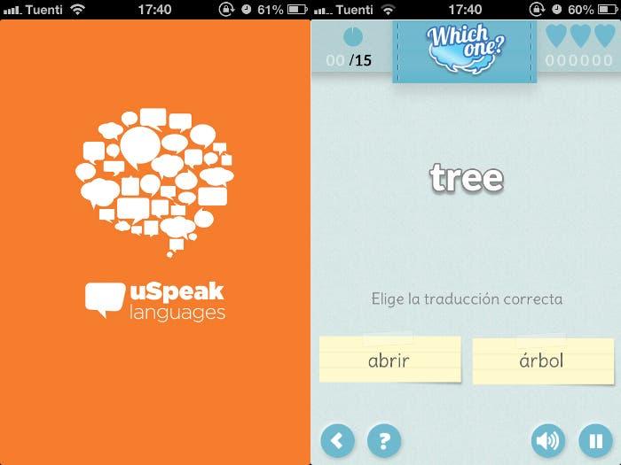 uSpeak para iOS