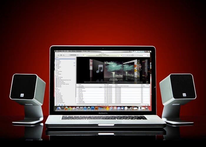 Altavoces Estéreo USB UCube