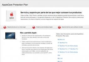 AppleCare permite ampliar la garantía de tu producto Apple