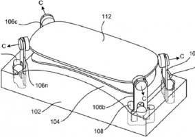 Patente de Apple sobre proceso de fabricación de cristales curvos para dispositivos móviles