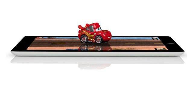 Ejemplo del Disney Cars2 AppMates