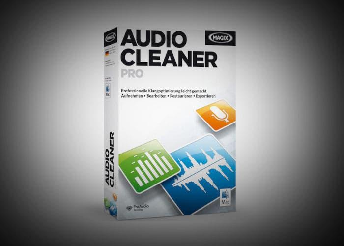 MAGIX Audio Cleaner Pro, editor de audio OSX