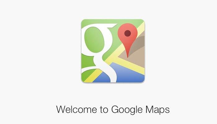 Google Maps disponibles en la App Store