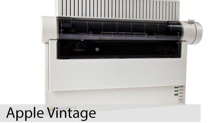 Impresora Apple ImageWriter II