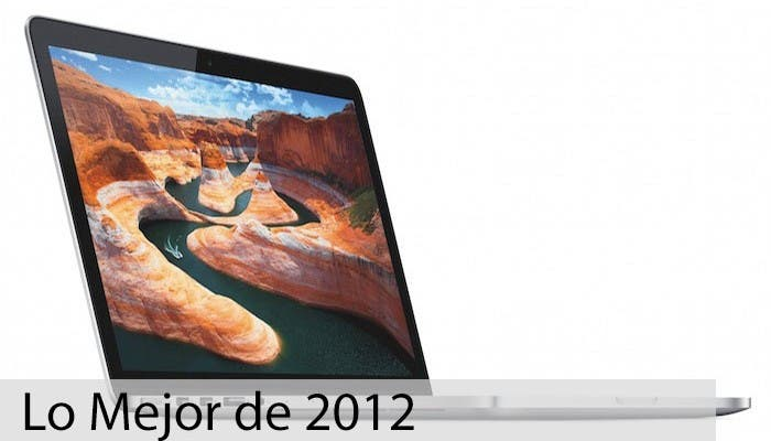 Lo Mejor de 2012 MacBook Pro pantalla Retina 13 pulgadas