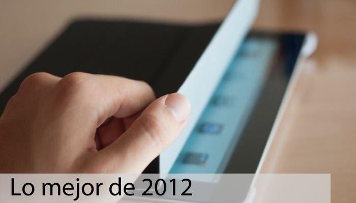 Portado de los más raro que ha hecho Apple en el 2012