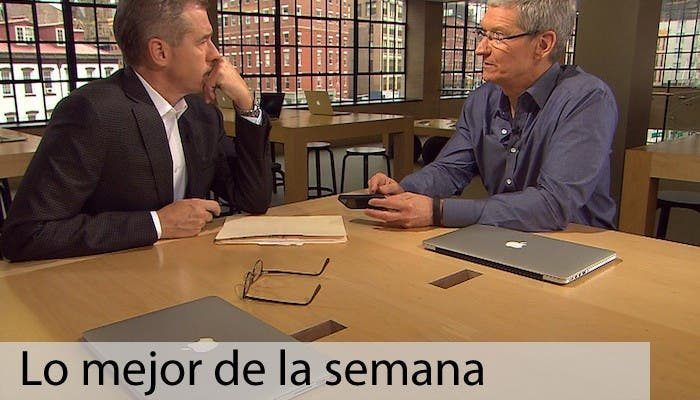 Tim Cook entrevista Business Week