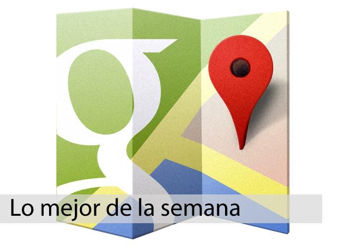 Lo mejor de la semana: Google Maps ya está disponible en la App Store