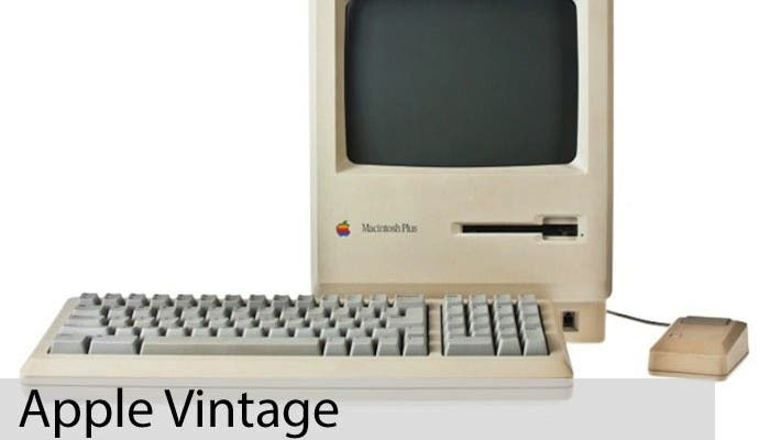 Macintosh Plus, tercer modelo Macintosh de Apple