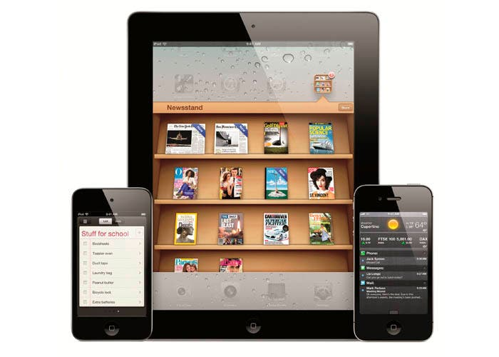 Quiosco para iOS