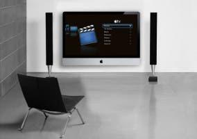 Concepto de Apple TV