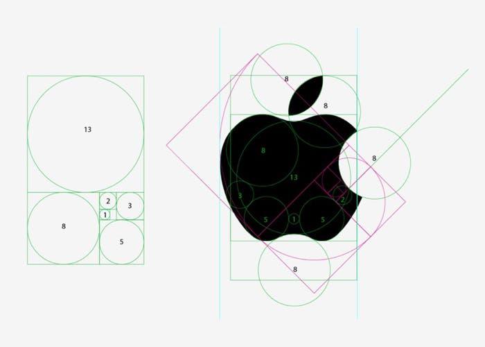 Logo del diseño de Apple