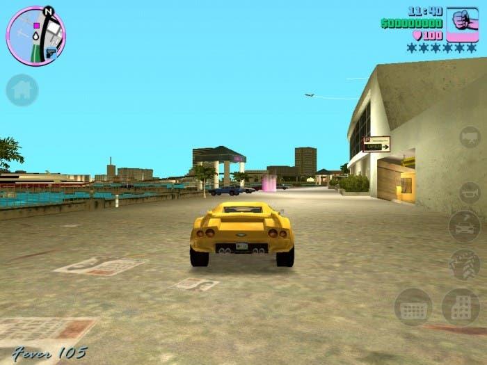 Captura durante el juego