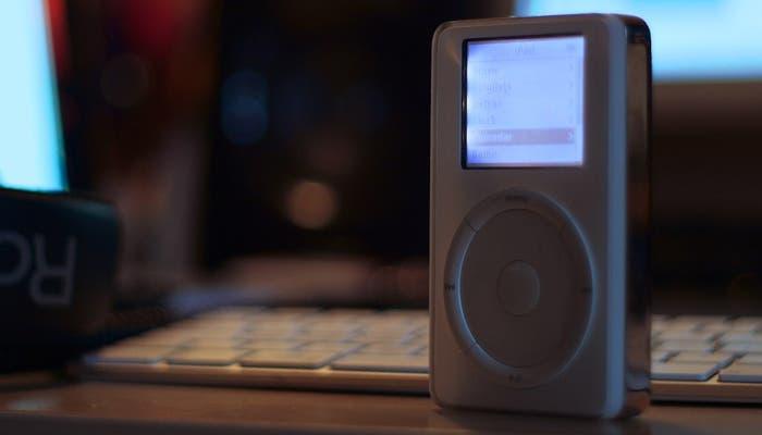 Fotografía del iPod del año 2002