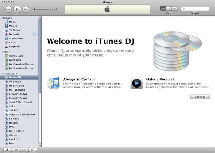 Las funciones perdidas en iTunes 11