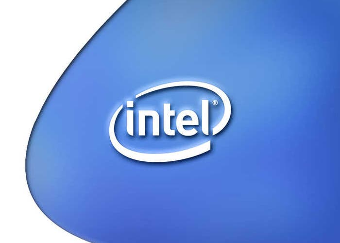 Logotipo de la empresa Intel
