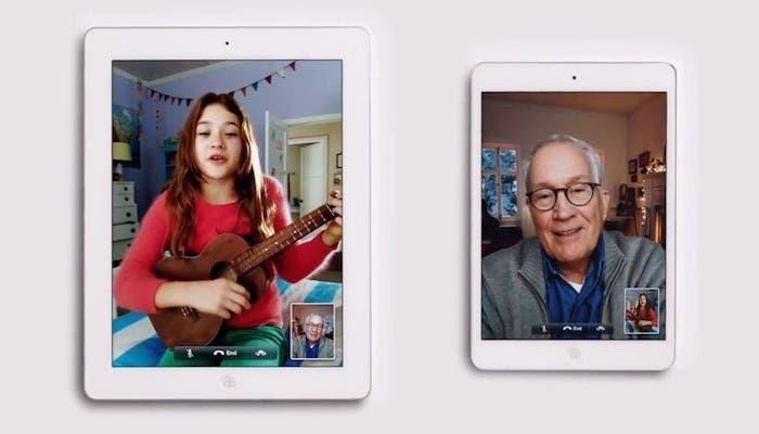 Nuevo anuncio del iPad mini: Estaré en casa