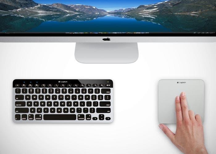 Nuevos teclado y trackpad de Logitech