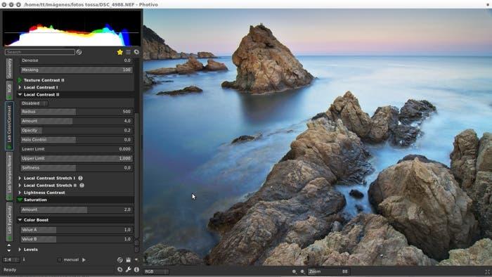 Photivo para OS X