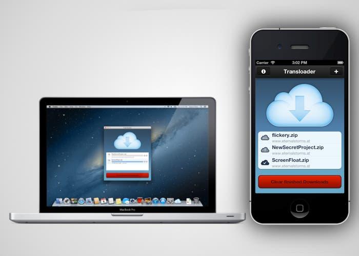 Transloader para Mac y iOS