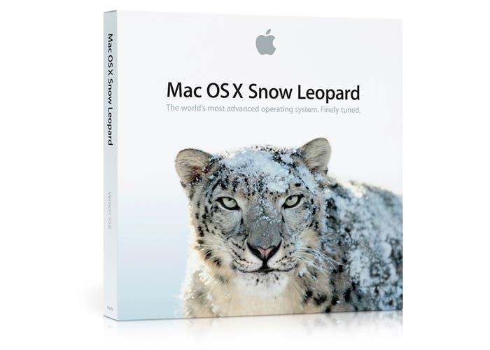 Aún prefiero Snow Leopard