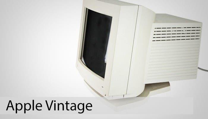 Monitor de escritorio Macintosh Color Display