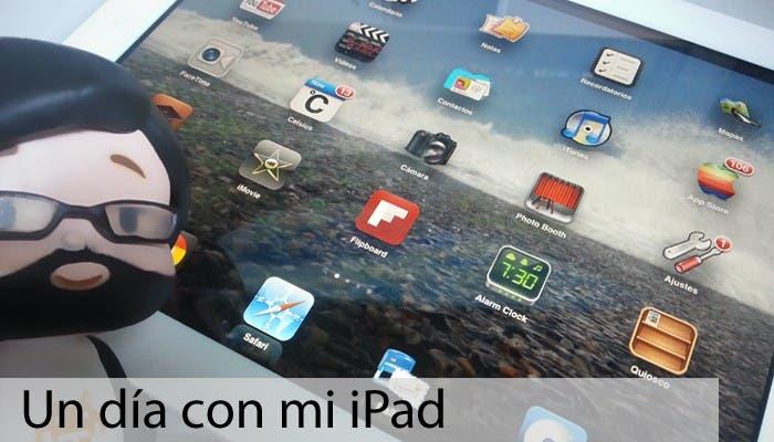 Os cuento como es un día habitual en la vida de mi iPad
