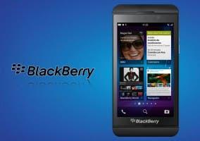 El nuevo terminal insignia de Blackberry con BB10