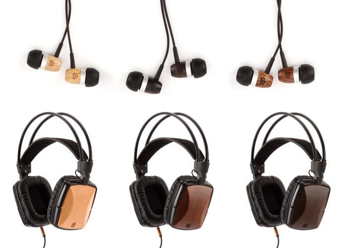 Auriculares Griffin WoodTones