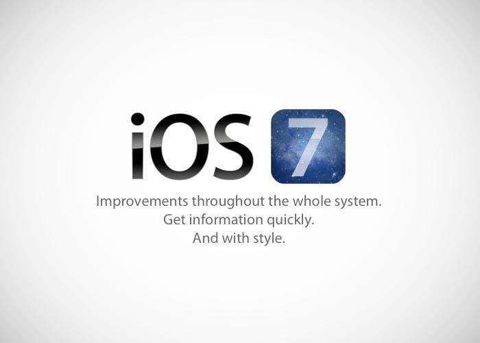 Cómo luciría iOS 7