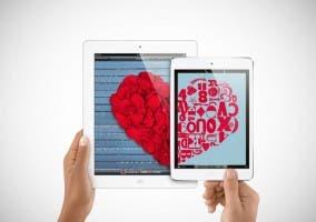 Regala un iPad por San Valentín
