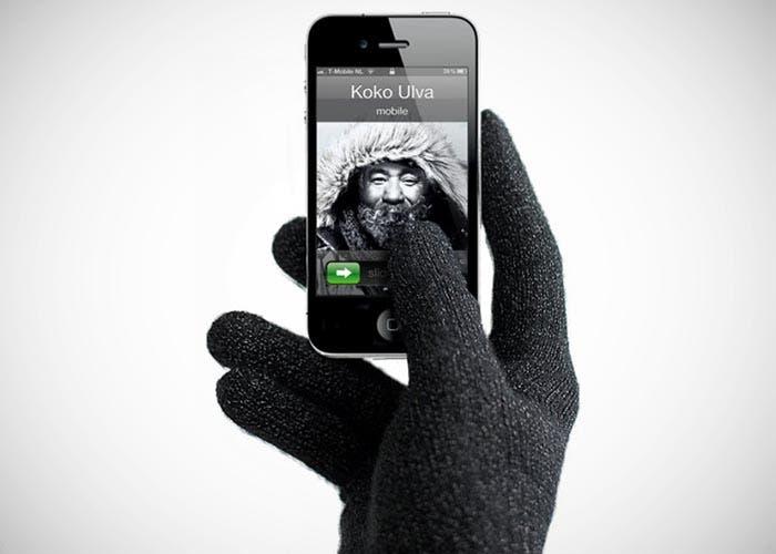Pantalla táctil del iPhone