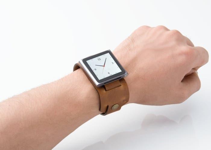 iPod nano 6G con pulsera
