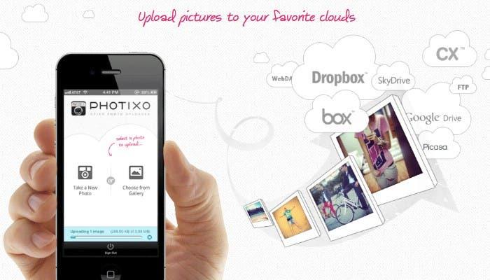Photixo llega al iPhone de la mano de Otixo